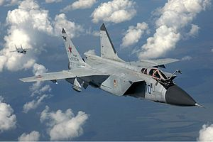 300px-Russian_Air_Force_MiG-31_inflight_Pichugin