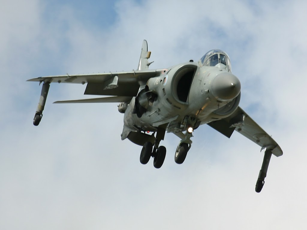 Avion-harrier