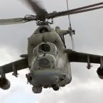 Helicopteros de ataque