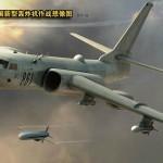 El Bombardero chino Xian H-6
