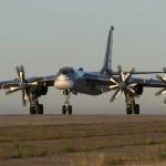 Bombardero Tupolev Tu-95