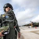 Aviones de combate mexicanos