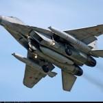 MiG-29 una reliquia de la Fuerza Aérea Soviética