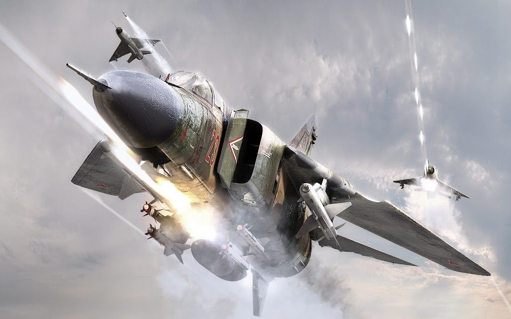 Multirole-Fighter-Mig-23