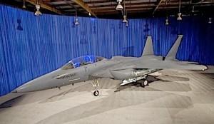 avion de combate f-15