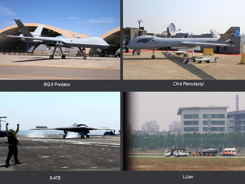 UAV-Chinos